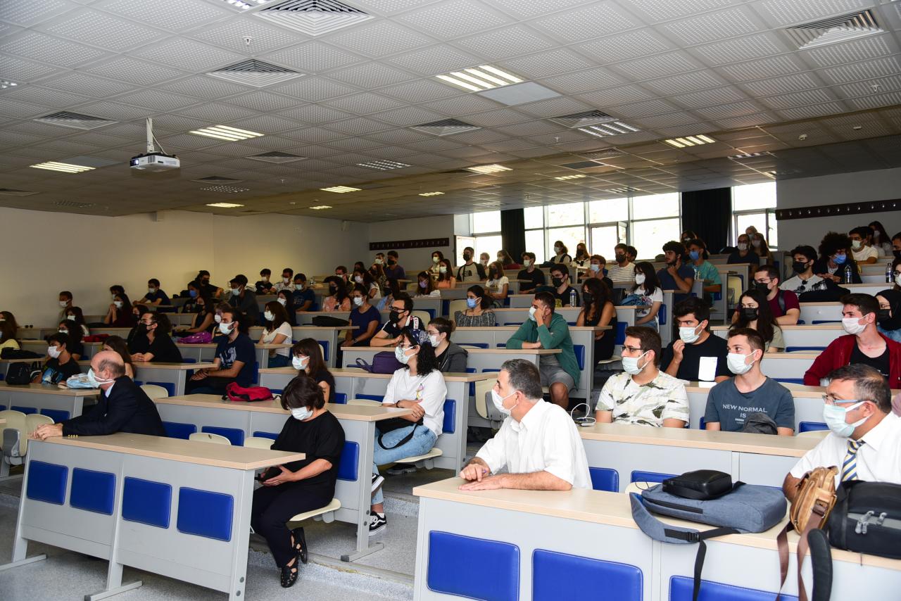 Tıp Fakültesi Öğrencilerimiz İçin Oryantasyon Eğitimi