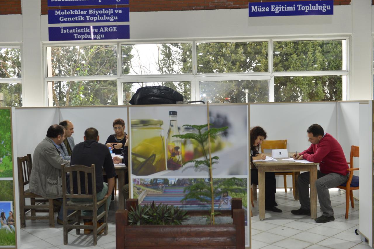 Üniversitemizde İleri Malzemeler Çalıştayı Düzenlendi