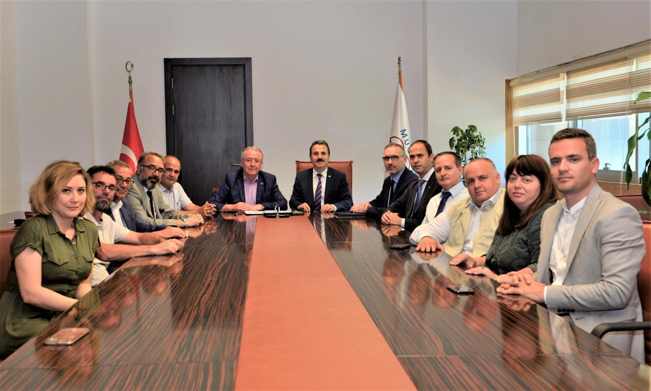Tiran Tarım Üniversitesi İle İş Birliği Protokolü İmzalandı