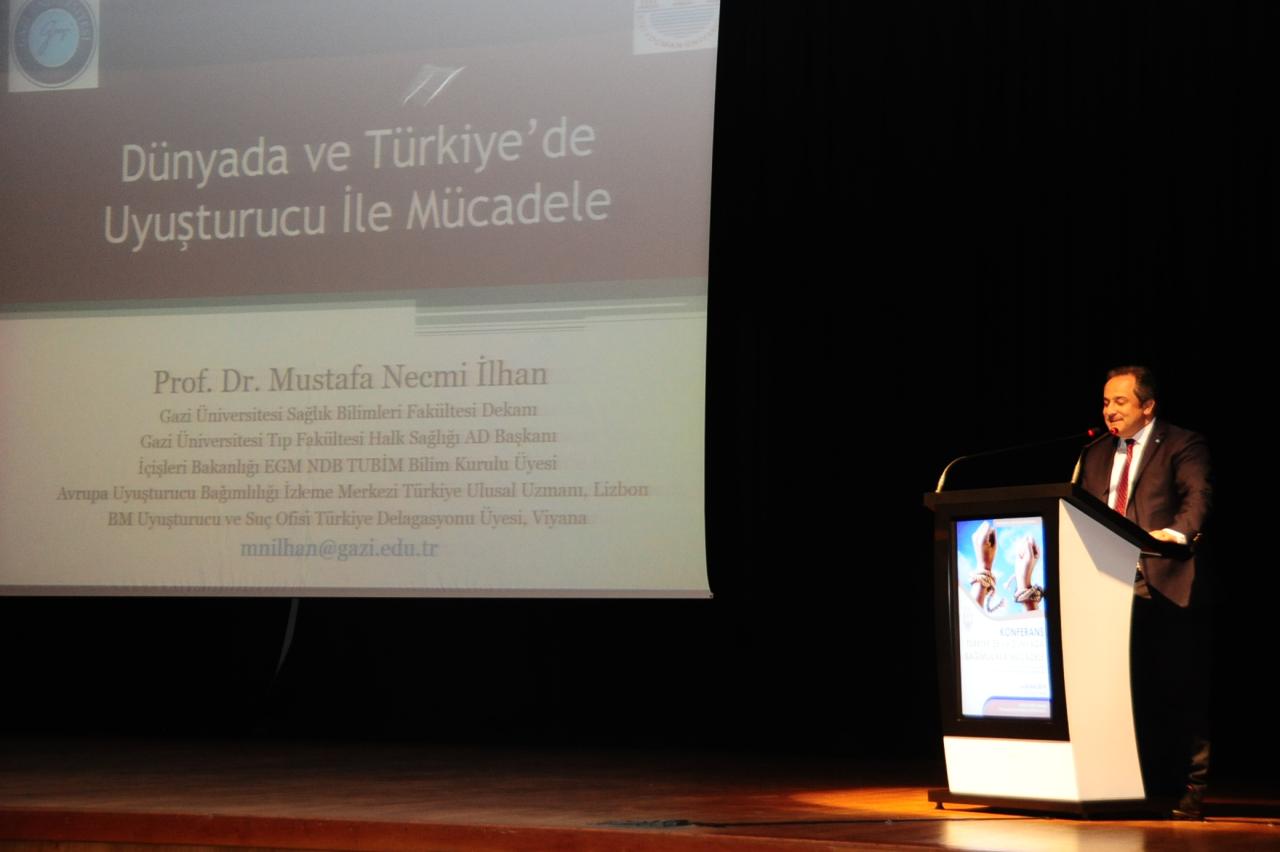 """""""Türkiye'de ve Dünya'da Bağımlılıkla Mücadele"""""""
